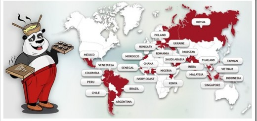 food-panda-global-footprint