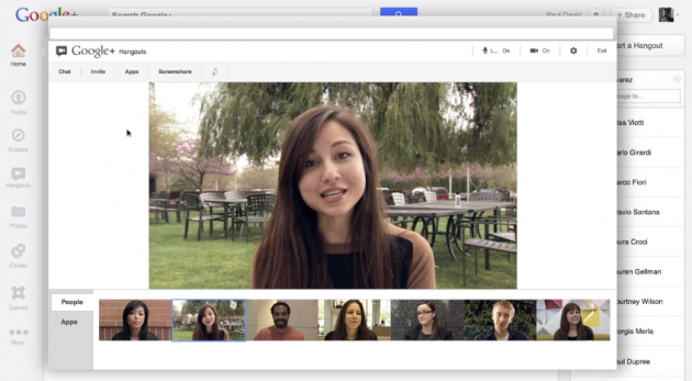 You Can Now Rewind Google+ Hangouts