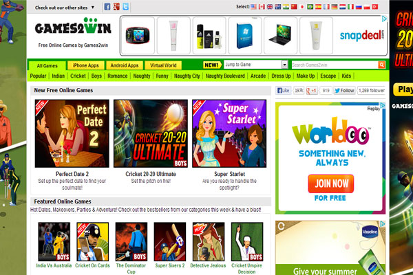 Online Gaming Company Games2Win Acquires Casual Games Studio