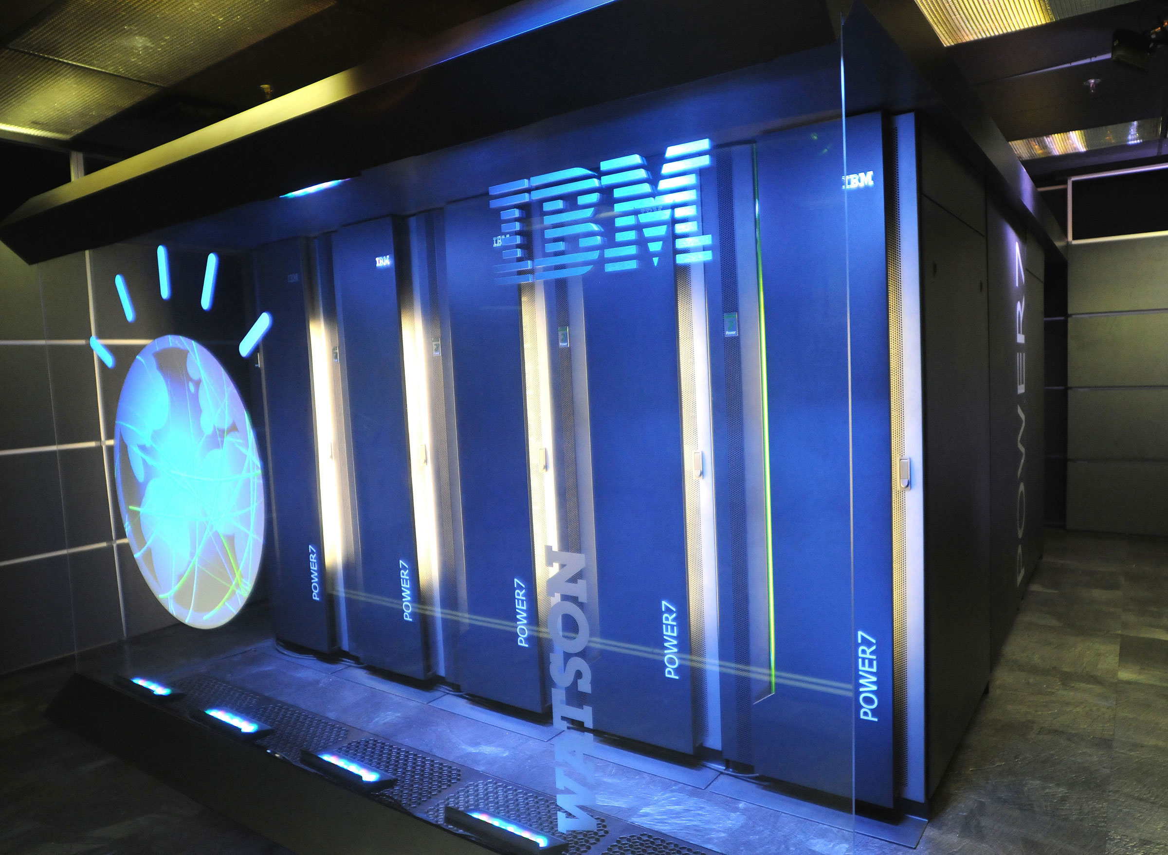 IBM Servers IBM Looking to Acquire Cloud Services Company SoftLayer
