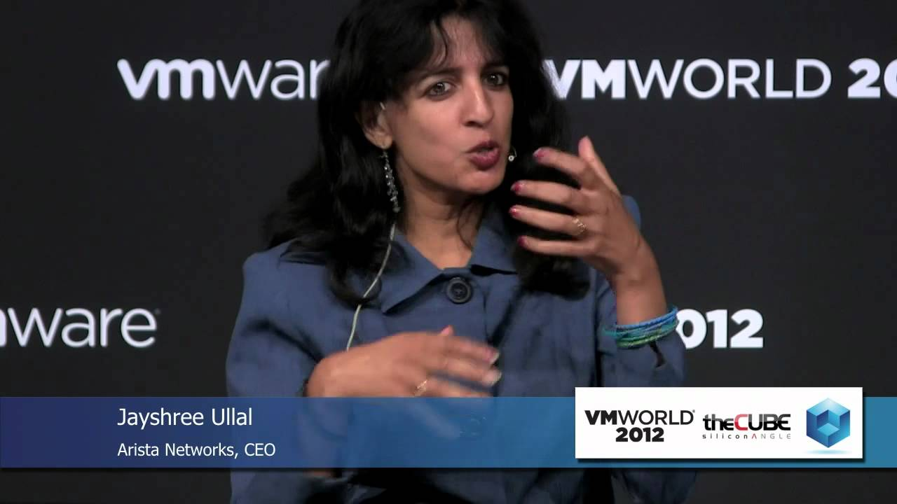 Jayshree Ullal Meet Jayshree Ullal, Silicon Valley's most influential woman