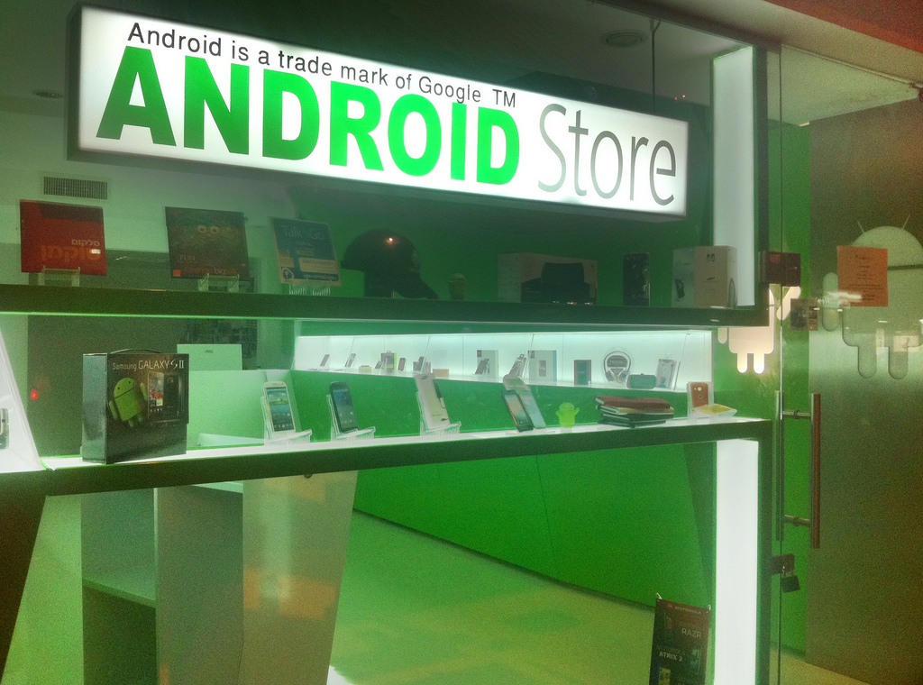 android store 1 Google plans to bring Android Nation to India