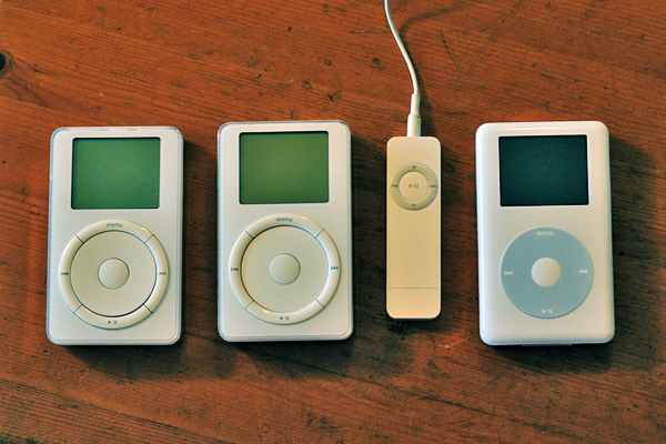 Four iPod Accessories That Are No Longer Useful
