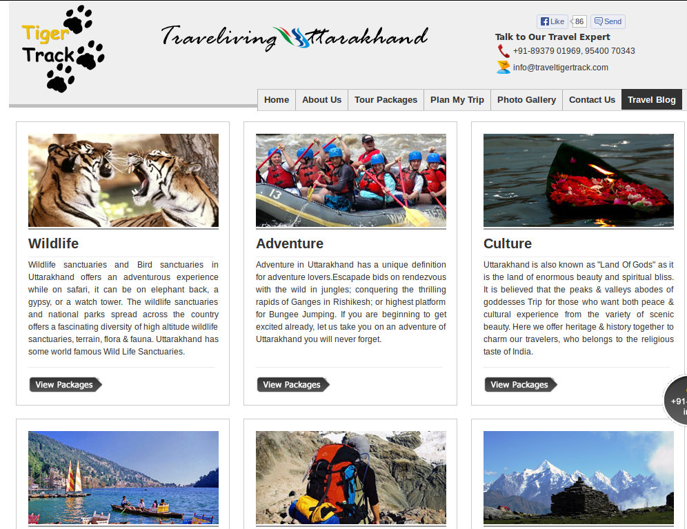 TravelTigerTrack