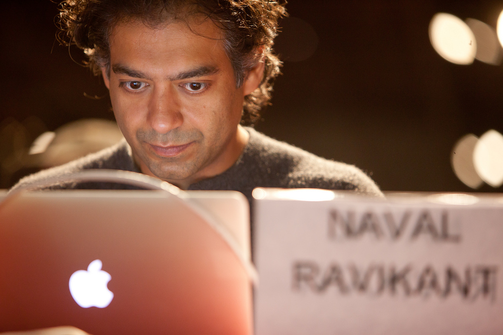 Naval Ravikant's AngelList Launches Syndicates which allows Startups to Raise Venture sized Rounds of Money
