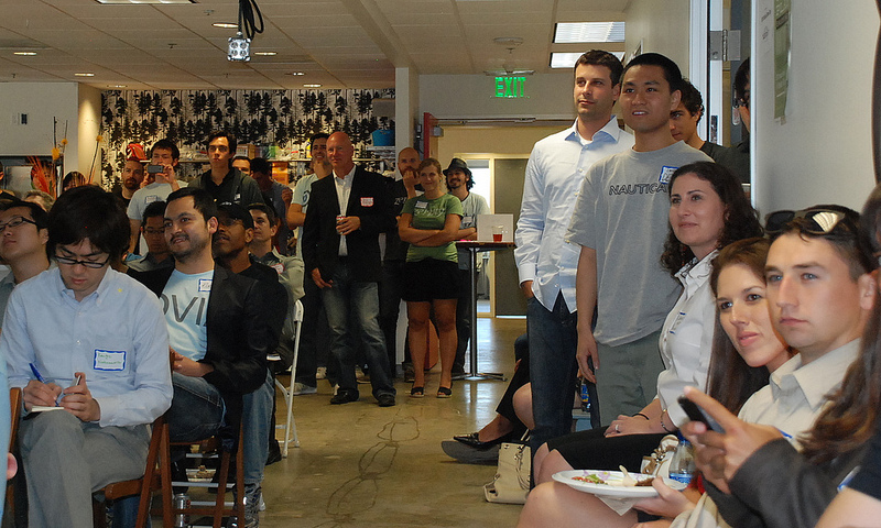 Demo Day is here for the Sixth Batch of 500 Startups Incubatees