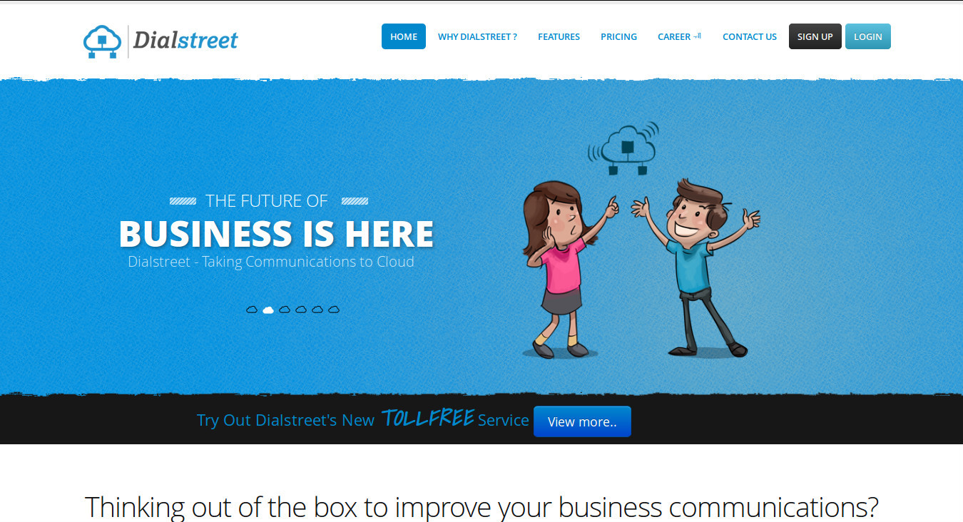 Dialstreet – Making Comprehensive Lead Management Possible