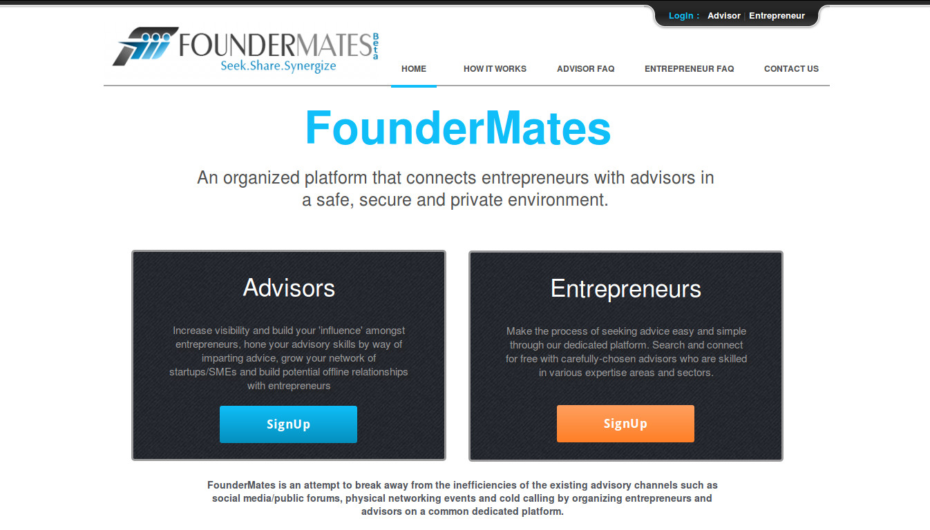 Accelerate your Startup Workshop with FounderMates : June 29th Event Coverage