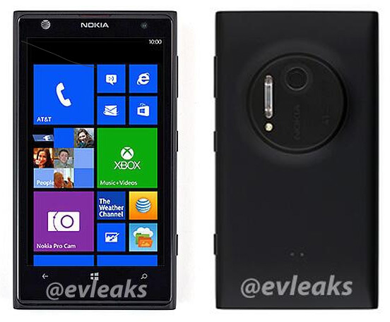 nokia eos 1020 Nokia Lumia 1020 Image and Launch Date Leaked
