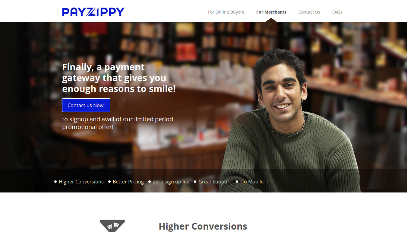 Flipkart's Online payment Solution PayZippy.com Launched