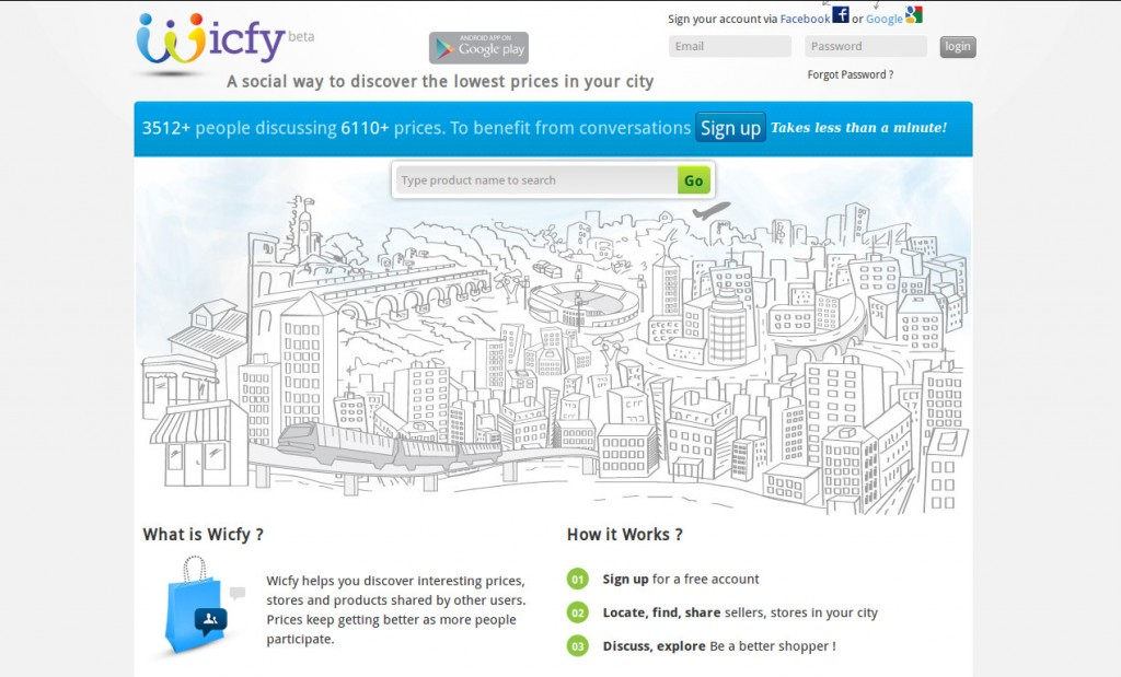 wicfy 2 1024x619 Wicfy from Pune raises Funding from Ecosystem Ventures, Adrian Morger & others