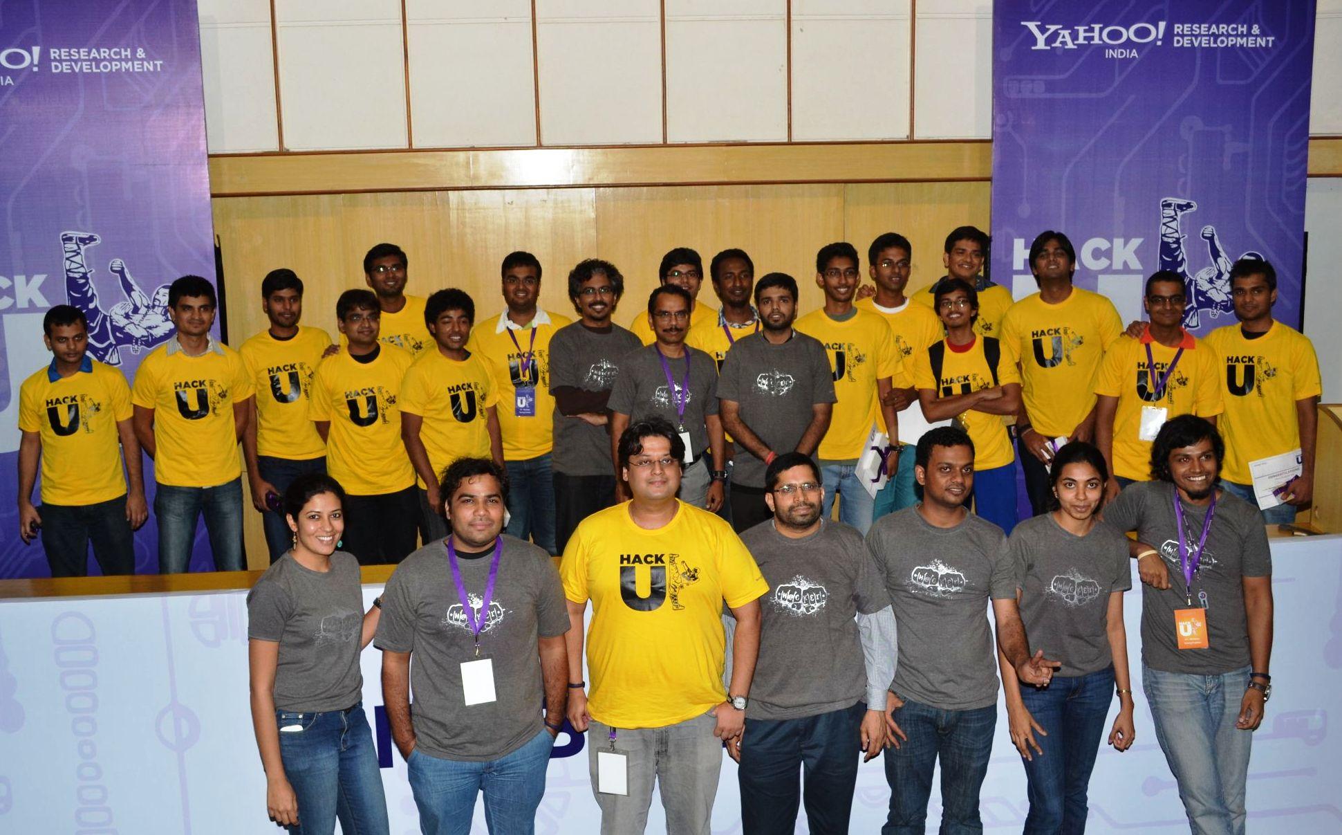 Yahoo! India R&D hosts 'HACK U' at IIT Bombay
