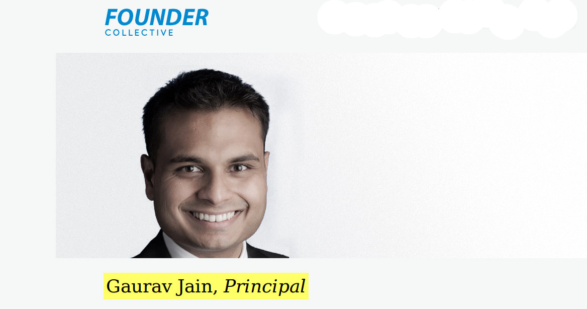 AngelList is about to become the Android of Venture Capital - Gaurav Jain - Principal, FounderCollective.com