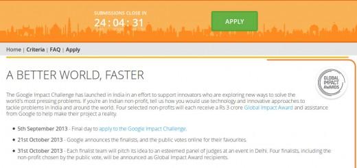 google-impact-india