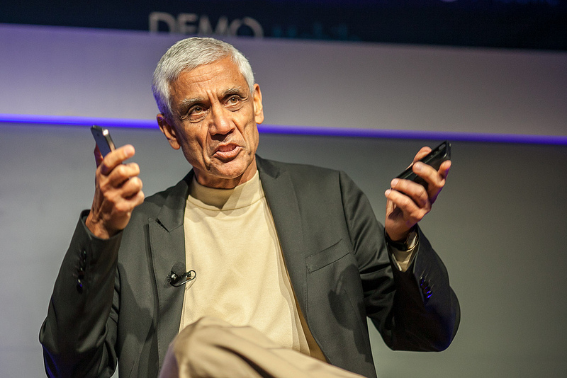 khosla vinod Khosla Impact Plans to Invest in Tech Oriented Social Venture Startups from India