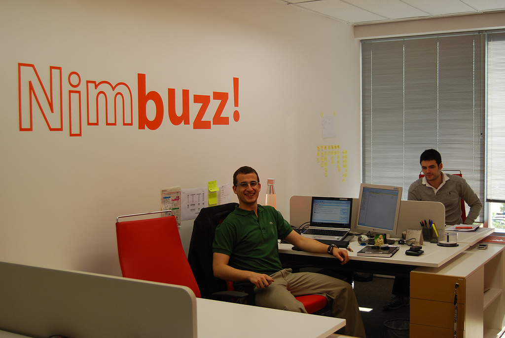 Messaging App Nimbuzz may become A Telco