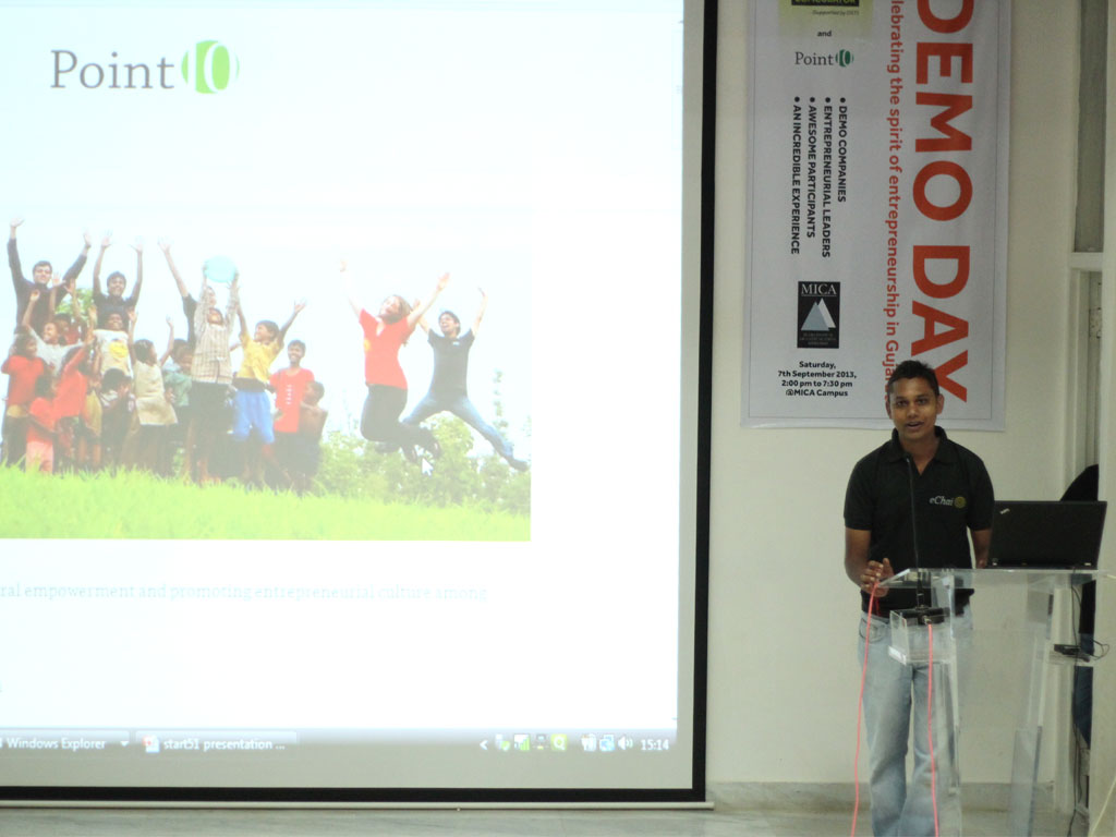 13 eChai Demo Day By Point10 Ventures & MICA Comcubator