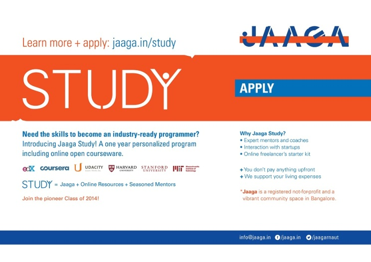 Jaaga Wins Reclaim Open Learning Innovation Challenge