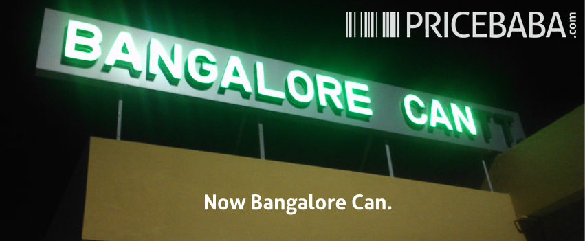 PriceBaba.com Introduces Local Prices, Launches In Bangalore