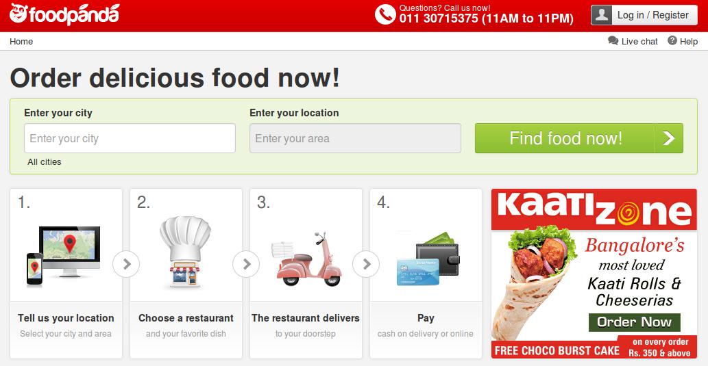 FoodPanda Acquires Brazil's Peixe Urbano Delivery