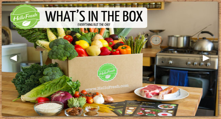 Berlin's HelloFresh Raises $7.5 Million to expand service in U.S.