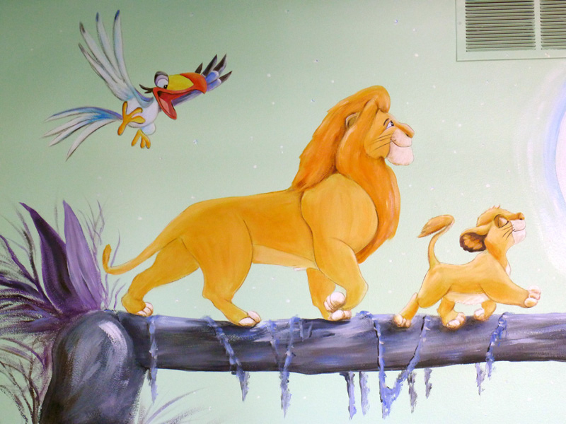 lion king If Lions Were Entrepreneurs: The Tale of Fund Raising and Hunting