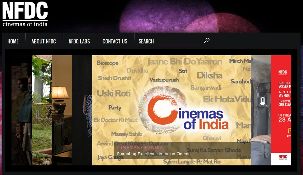 NFDC - Cinemas Of India