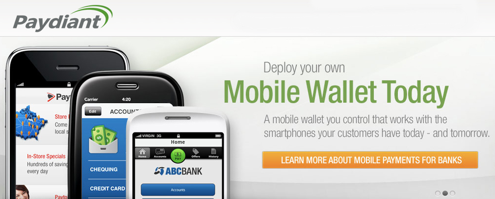 Mobile Payment Platform Paydiant Raises $15 Million in Funding