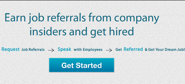RoundOne - Just being a Job Hunter! How about a Guaranteed Referral?