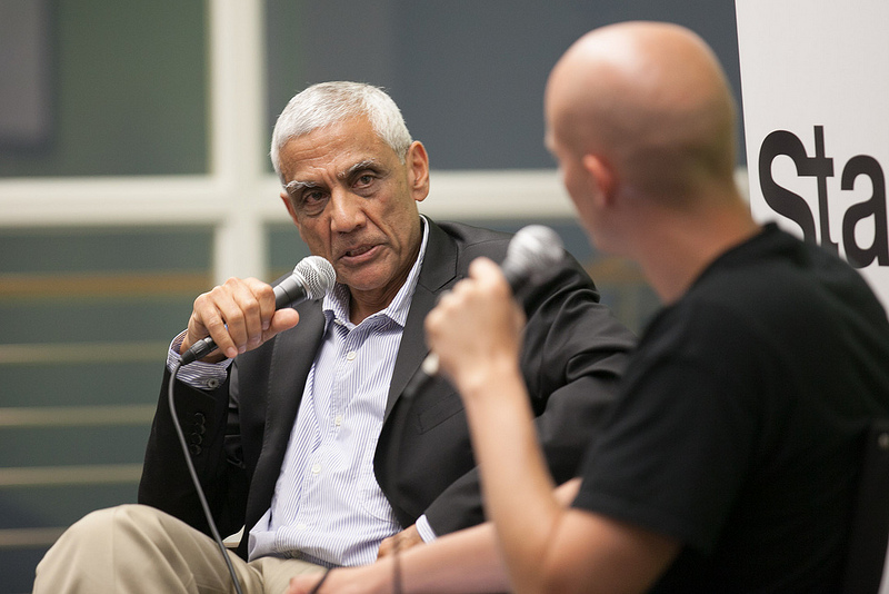 vinod khosla 2 70 80% Of VCs Add Negative Value To Startups   Vinod Khosla