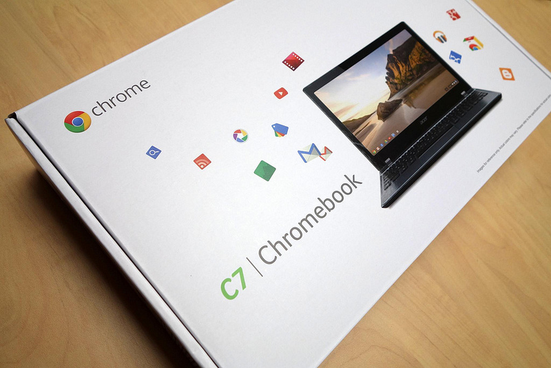 Google Chromebooks to Arrive in India on October 17th