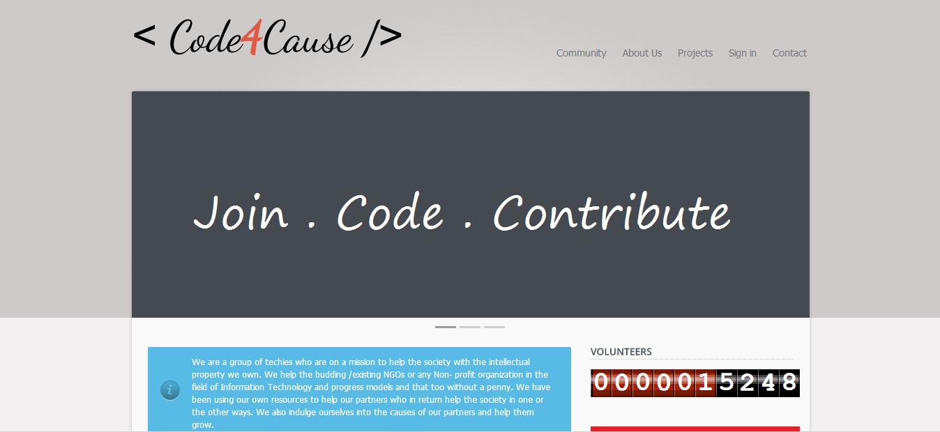 Code4Cause