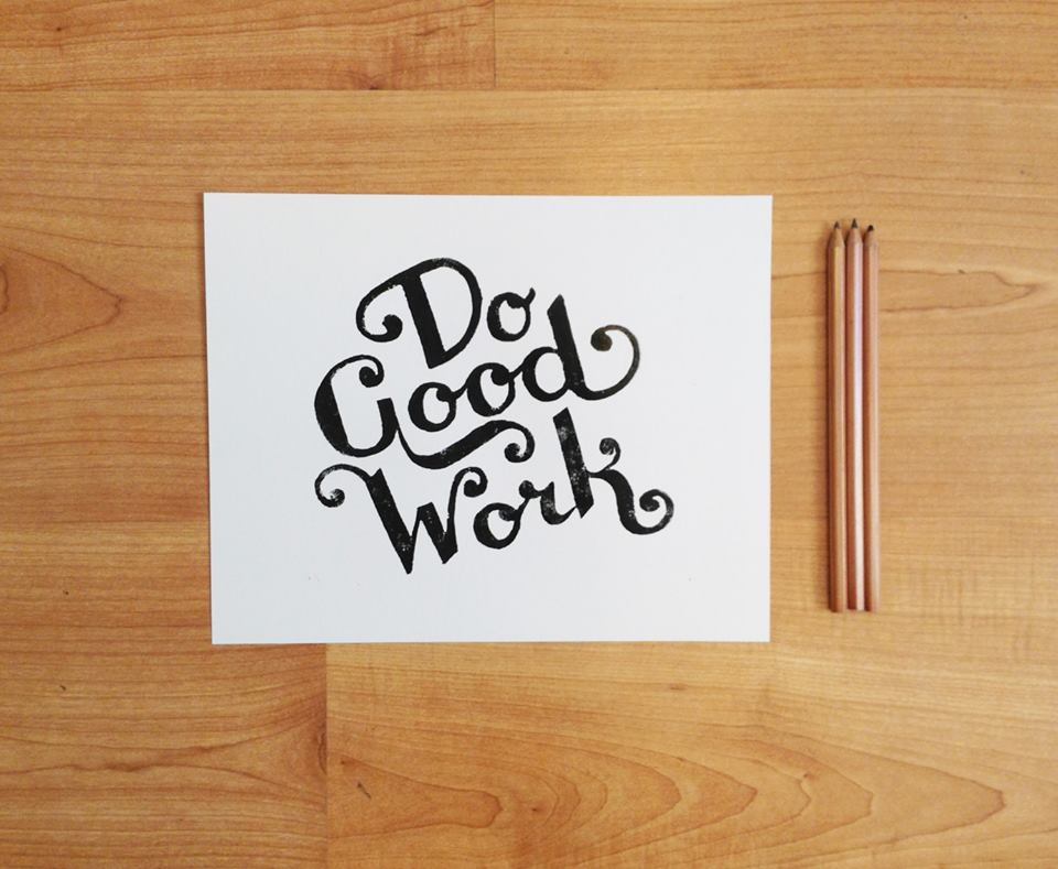 do good work Top 3 Blogs for Designers and Web Developers
