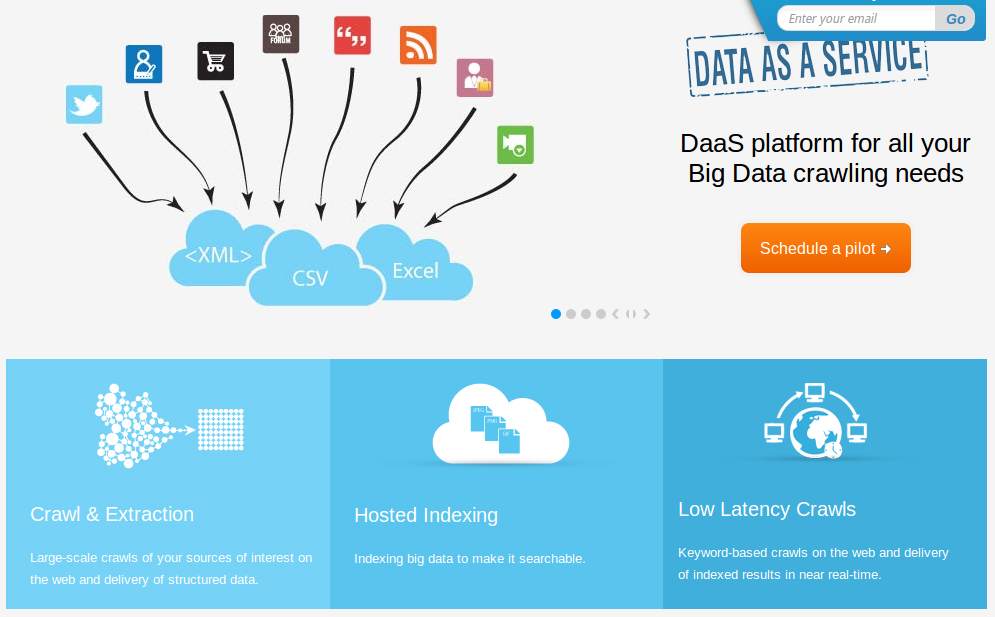 promptcloud 2 5 Brilliant Big Data Startups from India