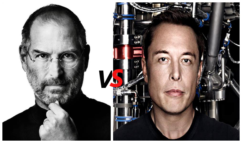Steve Jobs Vs Elon Musk - Life and Achievements