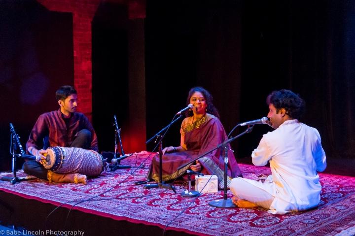 The Making of 'Sunsets' at the IndianRaga Fellowship 2013