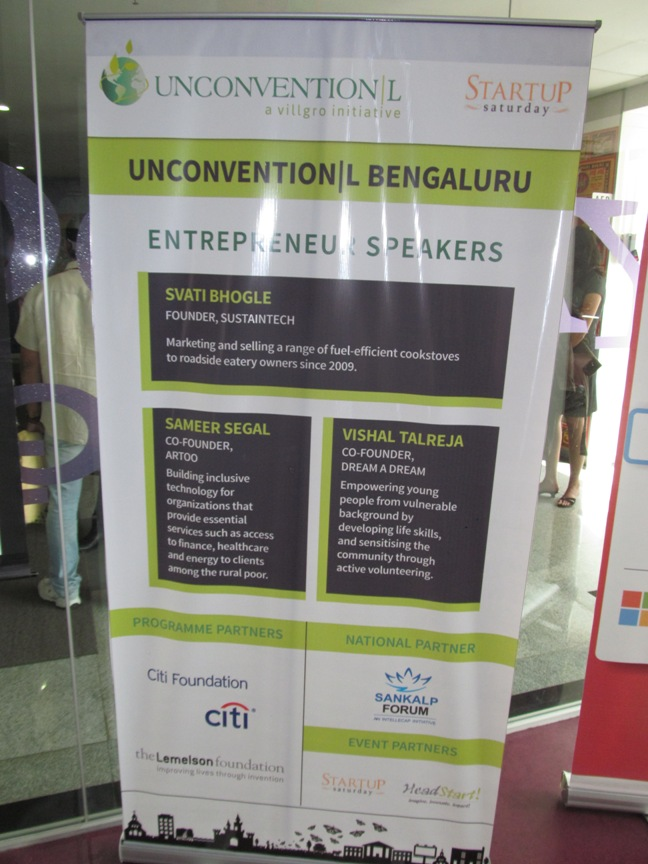 Unconvention|L Bengaluru : 9th Nov Event Coverage