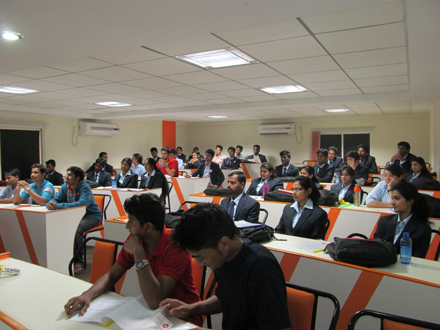 TheTechPanda organizes Boost Your B-Plans session at GICE B-School Bangalore