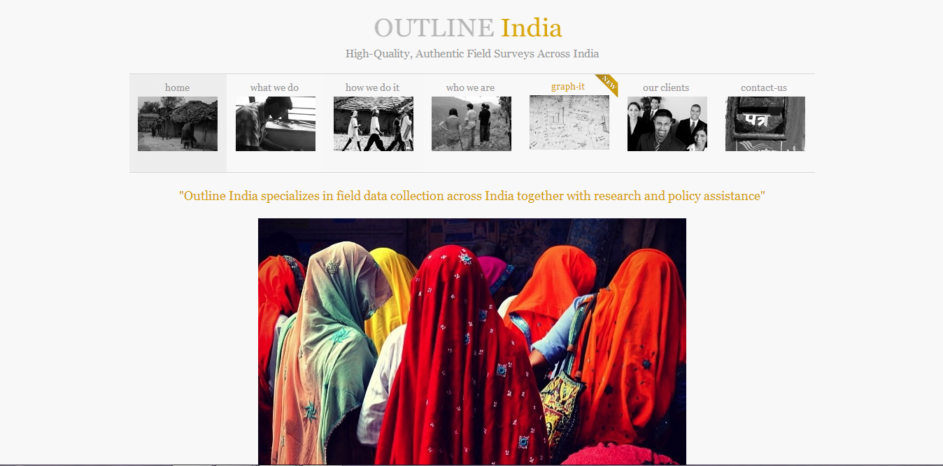 Outline India - Prerna Mukharya's Research Startup delivering High Quality, Authentic Field Surveys across India
