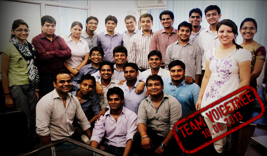 TeamVoiceTree 200+ Paying Customers for SME Call Management Solution in 7 Months : The Story of MyOperator & Ankit Jain