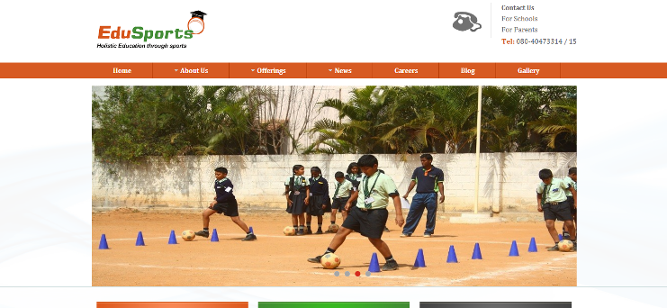 If you believe in your idea with sheer bull headedness, it will go lucky - Saumil Majmudar, EduSports