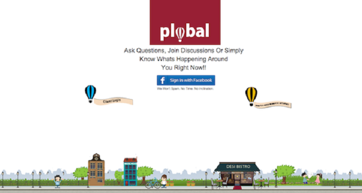 Plobal- Discover New Deals and Events around You!