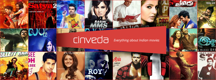 Cinveda - Aspiring to be IMDB for Indian Movies