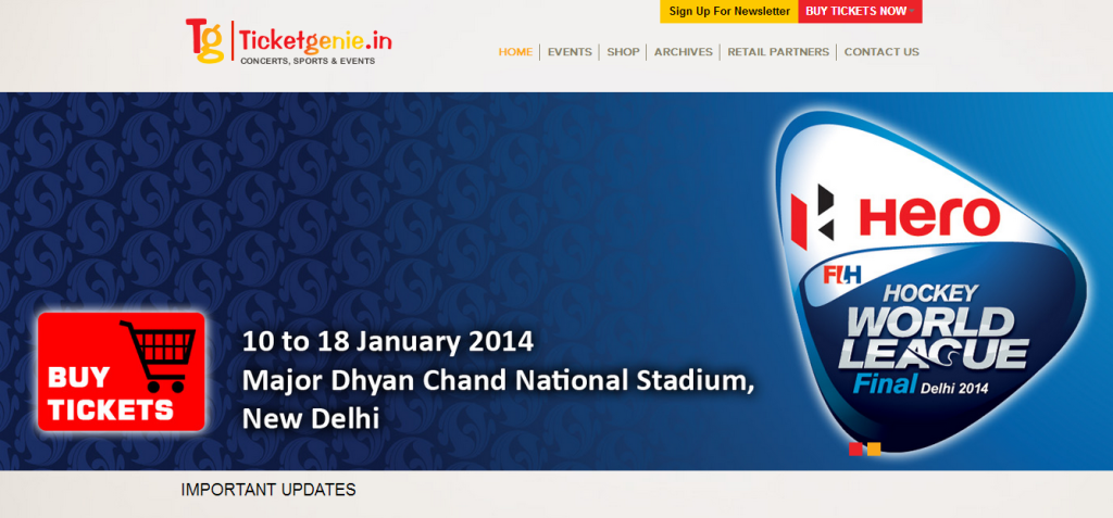 ticketgenie 1024x477 Top 10 Ticketing Platforms in India