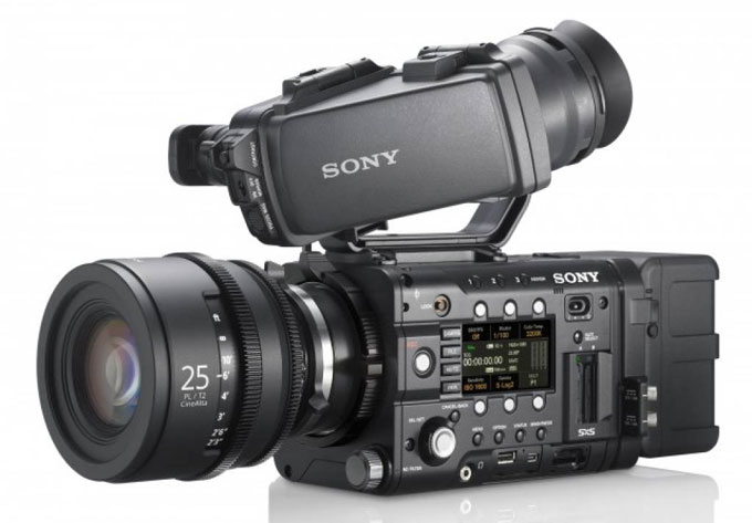 Create a masterpiece by taking advantage of Sony F55 hire