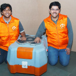 Akash Gupta & Samay Kohli, Co-founders, Grey Orange Robotics