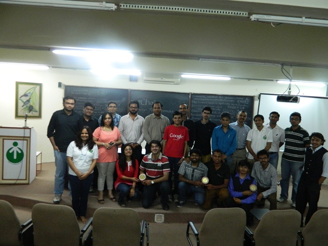 11 New Projects and 2 existing ventures presented at Design Your Ahmedabad Challenge at EDI Campus