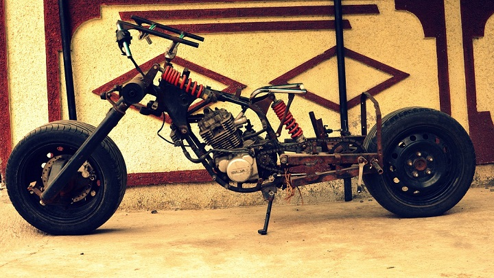 Project Lincoln goes Crowdfunding mode to re-invent Batpod, needs your support!
