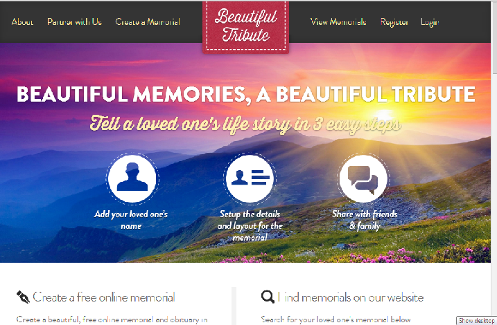 UK Based entrepreneur Sandip Sekhon launches Beautiful Tribute to pay tribute to loved ones for free