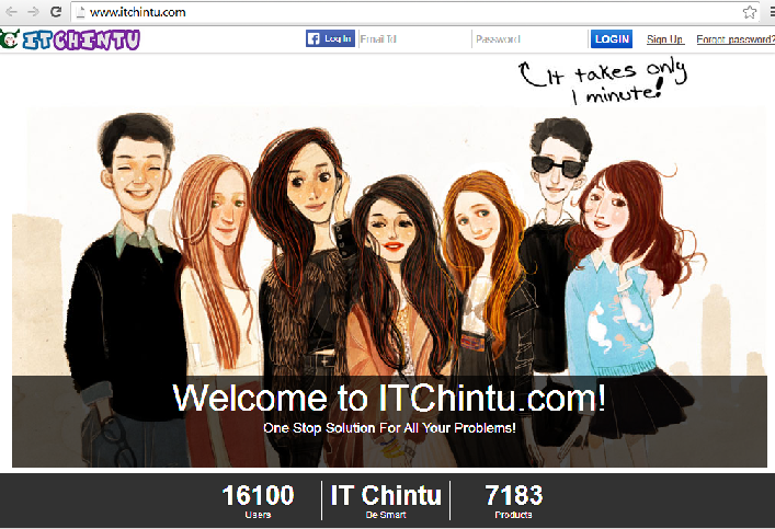 ITChintu - THE go-to hub for all the IT Professionals!